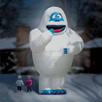 2015 new design Shop Giant Bumble Christmas Inflatable