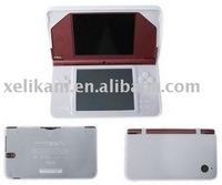 Game silicon case for Nintendo DSi XL Silicon cover for Nintendo DSi XL silicon