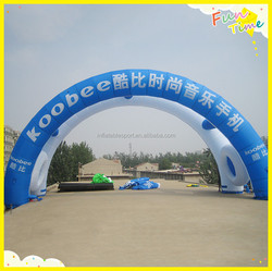 Hot sale customized cheap inflatable arch for sale, inflatable arch rental, inflatable arch