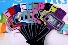 Hot Selling Waterproof Armband Key Holder Smartphone Accesories Pouch Case For iPhone 6 5S 5C 5