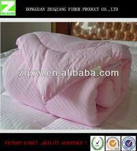 2014 New Style 100% cotton Plain Quilt Manufacturer