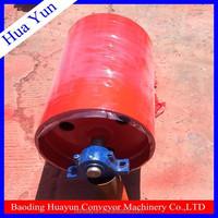 320mm diameter steel belt conveyor bottom tail mine pulley