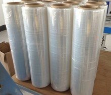 PE stretch Film for Packaging, warehouse packing film, wrapping film