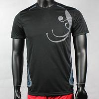 100% cotton wholesale china custom logo white short sleeve t shirt