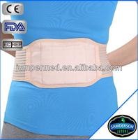 LU-1501 skin color comfortable adjustable elastic brace elastic back support belt brace