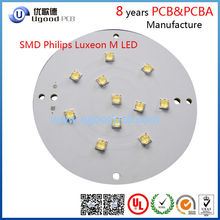 Professional oem/odm pcb pcba led tube pcba pcb assembly/pcba/pcb and components supplier