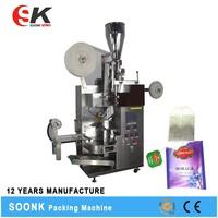 1050X700X1300mm Portable Small Scale Tea Bag Machine