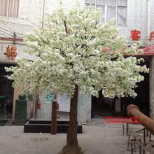 SJH032402 pink artificial cherry tree cheap artificial cherry blossom tree