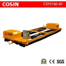 Cosin CZP219E-4F Construction Concrete Asphalt Paver for Sale