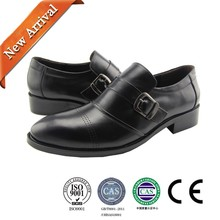 2015 new style men's leather dress shoes high quality casual style leather shoes for man