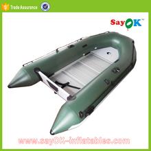 raft avon inflatable boat used inflatable pontoon boat