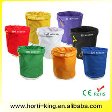 Stackable light weight plant extract bag 120 micron