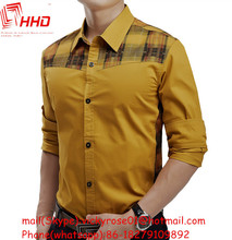 2015 alibaba wholesale online shopping Slim fit Unique new model shirts for china supplier