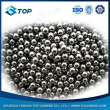 wearable tungsten carbide ball for oil pumps with extreme hardness made in china