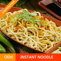 2 minutes non fried wheat instant noodle