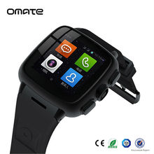 Vogue Sport Stainless Steel Smart Android Talking Wrist Watch from OEM ODM Factory