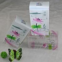 PET PVC PP packaging Box