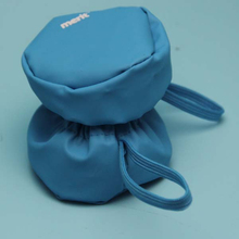 Hot selling small car key waterproof bag drawstring