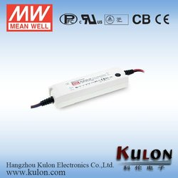 Meanwell dimmable led driver PLN-20-12 19.2W 12V 200w 0-10v