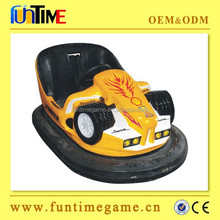 Electric indoor amusement playground storage battery dodgems cars for sale