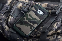 High quality camouflage armor Rugged Hard Case Cover for samsung galaxy s6 edge price wholesale alibaba
