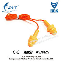 silicone material custom ear loop building workplace ear cover