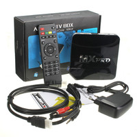 Hot selling Android 4.4 quad core Amlogic S805 Smart TV BOX MX PRO