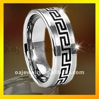 wholesale price tungsten carbide ring jewelry for men paypal accepeted