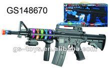 2012 New Design B/O Gun With Light,Music,Vibrate