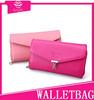 Latest fashion wallet long style wholesale Cheap Lady Wallet