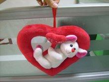 Stuffed plush anmial toy,koala hanging decoration .