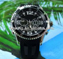 RD007 -- two Movement watch,japan quartz movement Manufacturer&supplier&exporter stable japan quartz waterproof two movement