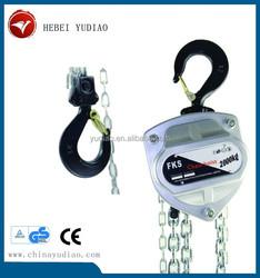 Hoist Stainless Steel Chain Block
