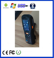 3.5 inch TFT MTK6572 Android mini PDA phone with barcode scanner and 3G