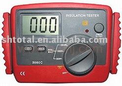tester di isolamento megger srr3060c