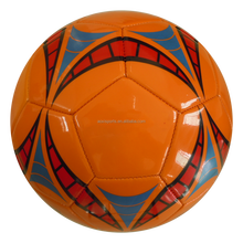Low price / size 5 soccer ball / one-layer foamed PVC soccer ball