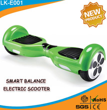 2015 newest cheap 2 wheels smart electric balancing scooter