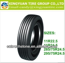 HILO&ANNAITE Brand Factory Truck Tires , Big Discount Price Tyres 11R22.5 295/80R22.5 High performance 100,000KM Truck Tires,