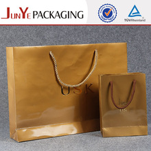 china good reputation high value popular clothing reuseful low cost paper bag