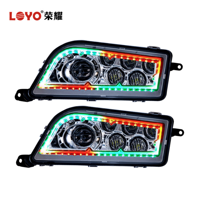 ATV LED HEADLIGHT(15)