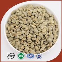 Organic Green Coffee Beans (Arabica AA) lead coffee manufacturer