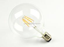 4W G125 Led Global Bulbs Light G125 G95 G80 E27/E26 Led Global Bulbs Light