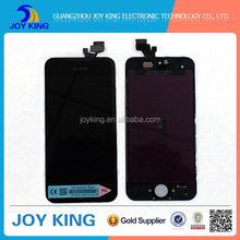 mobile phone guangzhou lcd for iphone 5 screen digitizer replacement asembly