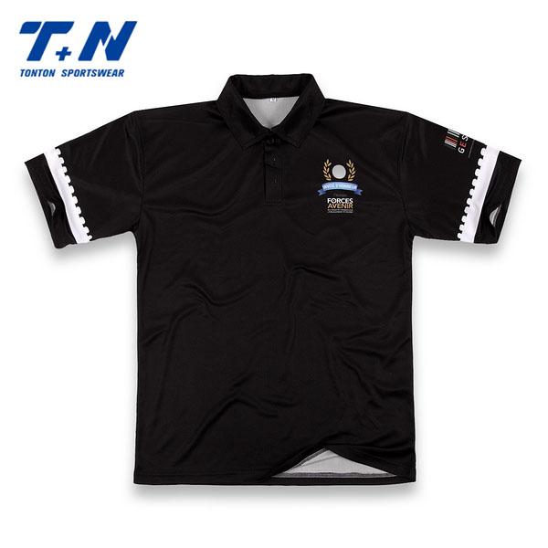 custom high quality racing polo shirt buy custom polo