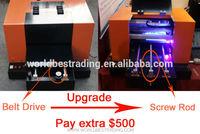 A3 размер 6 светодиодный УФ планшетный принтер мобильный телефон случае сотовый телефон крышки принтеров