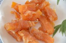 pet snack chicken twisted sweet potato pet food