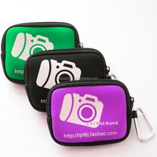 Soft Neoprene Digital Camera Case transparent case