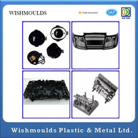 Competitive price injection molding china injection mold plastic molding manufacturer