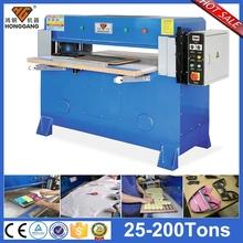 hydralic 4-column fabric/faber pattern cutting machine price