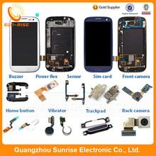 Original Mobile Phone Spare Parts For Samsung Galaxy S3 LCD,For Samsung Galaxy s3 Spare Parts